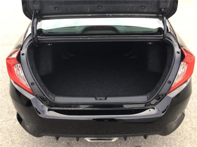2019 Honda Civic Sport (Stk: 191532) in Barrie - Image 22 of 28