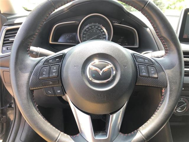 2016 Mazda Mazda3 Sport GS (Stk: 16712A) in Oakville - Image 14 of 18