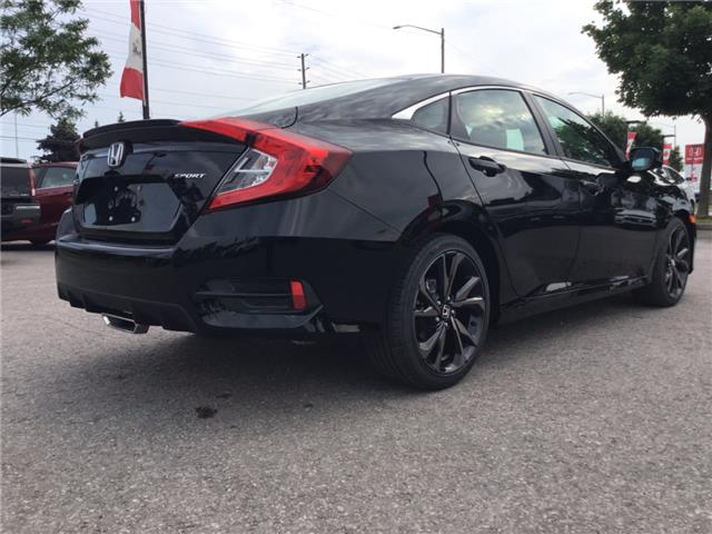 2019 Honda Civic Sport (Stk: 191457) in Barrie - Image 6 of 25