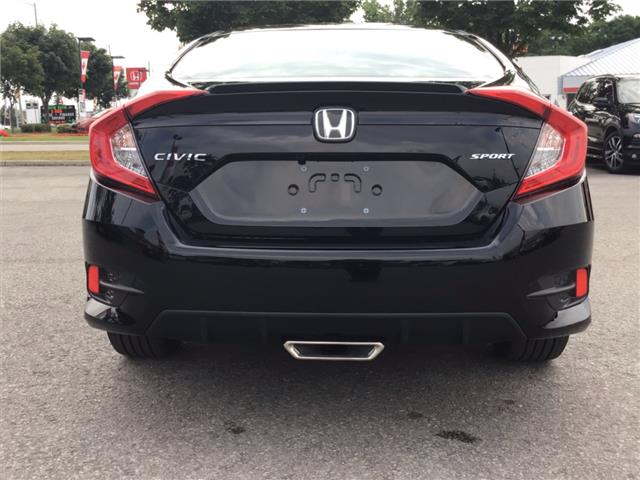 2019 Honda Civic Sport (Stk: 191457) in Barrie - Image 20 of 25