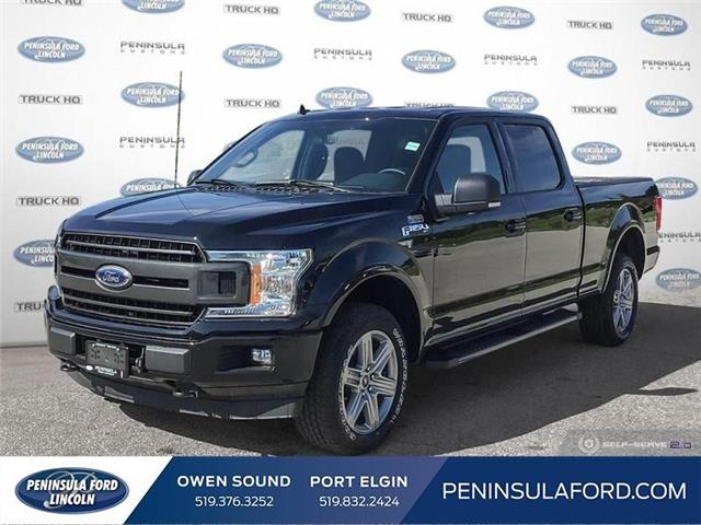 2019 Ford F-150 XLT (Stk: 19FE198) in Owen Sound - Image 1 of 25