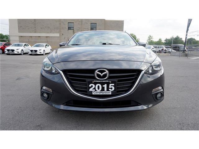 2015 Mazda Mazda3 Sport GS (Stk: HU833) in Hamilton - Image 3 of 35