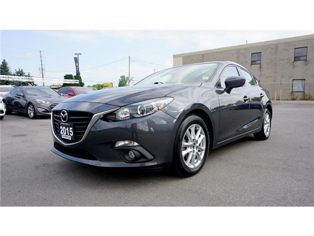 2015 Mazda Mazda3 Sport GS (Stk: HU833) in Hamilton - Image 10 of 35