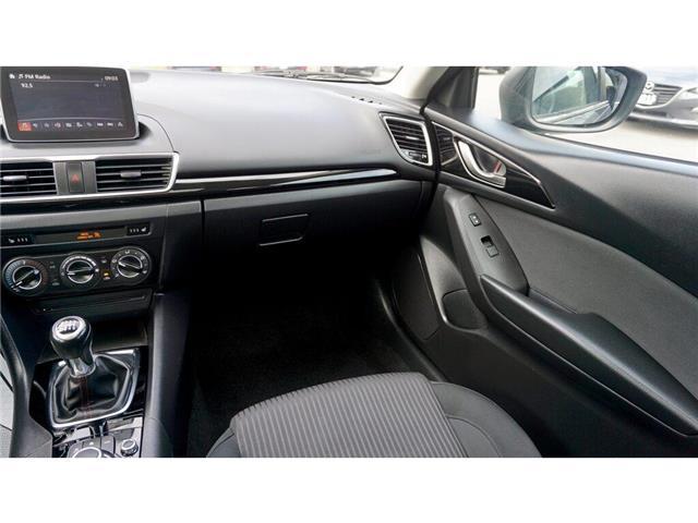 2015 Mazda Mazda3 Sport GS (Stk: HU833) in Hamilton - Image 28 of 35