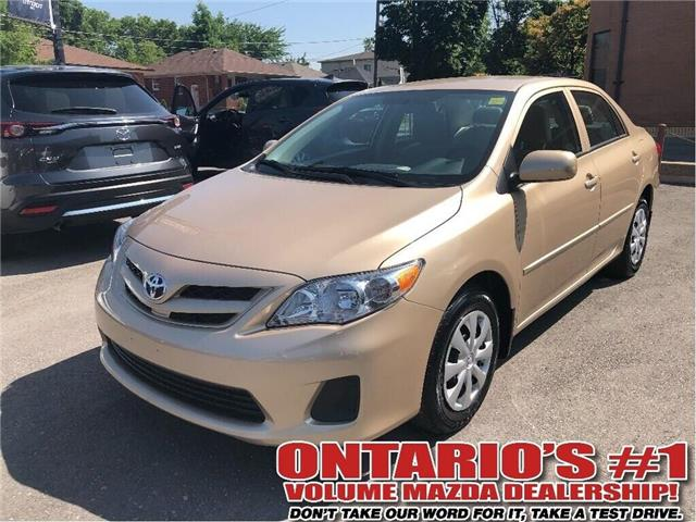 2011 Toyota Corolla CE (Stk: 81831a) in Toronto - Image 1 of 16