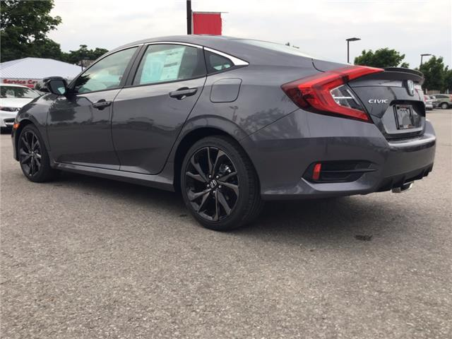 2019 Honda Civic Sport (Stk: 191385) in Barrie - Image 7 of 26