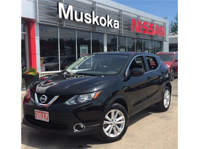 2017 Nissan Qashqai SV (Stk: UC173) in Bracebridge - Image 1 of 16