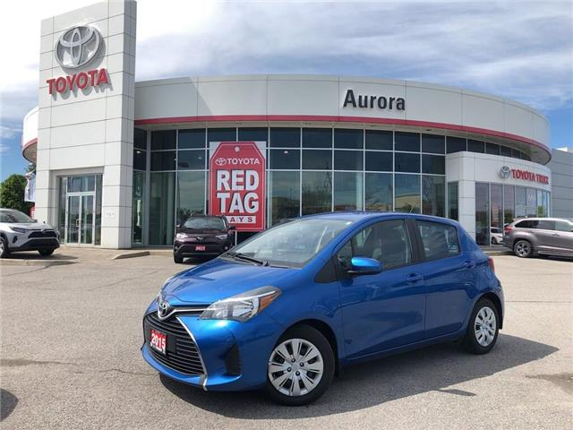 2015 Toyota Yaris LE (Stk: 309711) in Aurora - Image 1 of 20