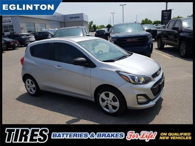 2019 Chevrolet Spark LS Manual (Stk: KC770606) in Mississauga - Image 3 of 18