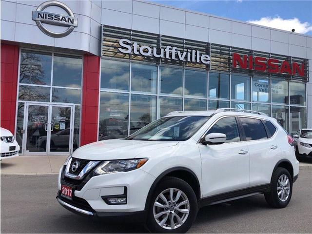 2017 Nissan Rogue SV (Stk: SU0733) in Stouffville - Image 1 of 22