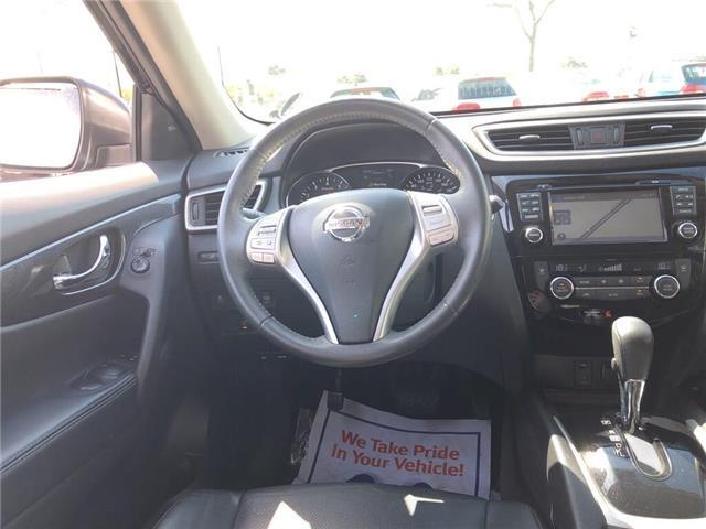2014 Nissan Rogue S (Stk: 5811V) in Oakville - Image 14 of 22