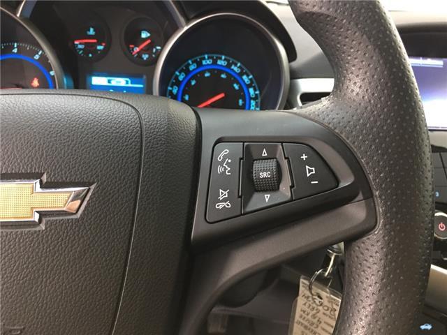 2015 Chevrolet Cruze 1LT (Stk: 35243R) in Belleville - Image 14 of 27