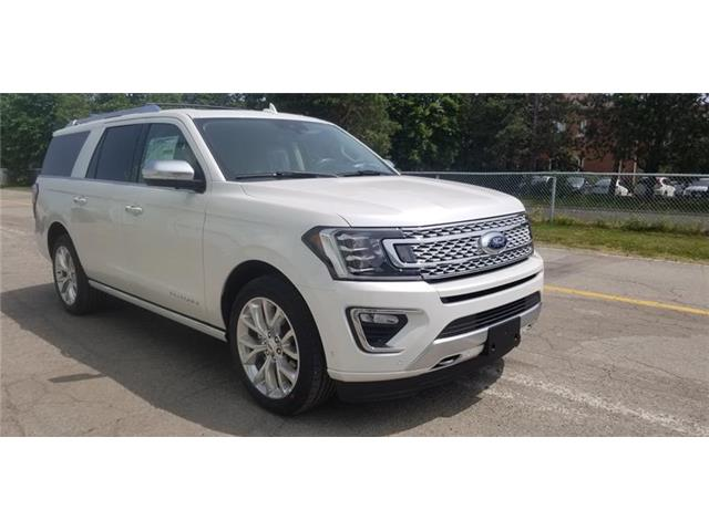 2019 Ford Expedition Max Platinum (Stk: 19EN2364) in Unionville - Image 1 of 18