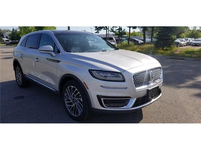 2019 Lincoln Nautilus Reserve (Stk: 19NS2327) in Unionville - Image 1 of 18