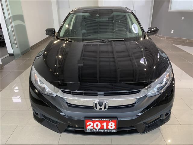 2018 Honda Civic EX (Stk: 16281A) in North York - Image 2 of 19