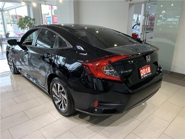 2018 Honda Civic EX (Stk: 16281A) in North York - Image 6 of 19