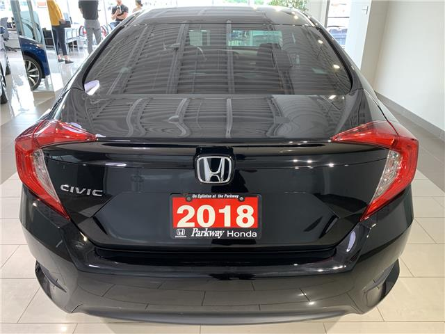 2018 Honda Civic EX (Stk: 16281A) in North York - Image 7 of 19