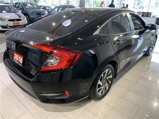 2018 Honda Civic EX (Stk: 16281A) in North York - Image 8 of 19