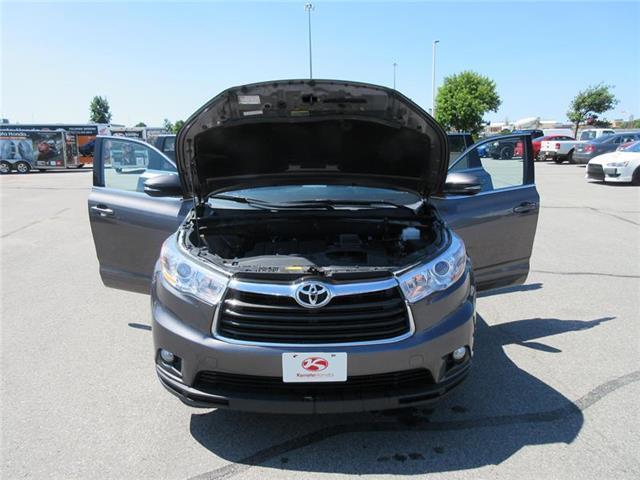 2016 Toyota Highlander XLE (Stk: K13611A) in Ottawa - Image 6 of 17