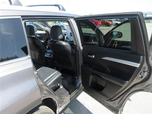 2016 Toyota Highlander XLE (Stk: K13611A) in Ottawa - Image 10 of 17