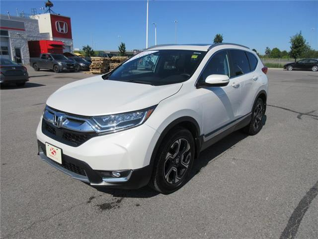 2018 Honda CR-V Touring (Stk: K14516A) in Ottawa - Image 1 of 16