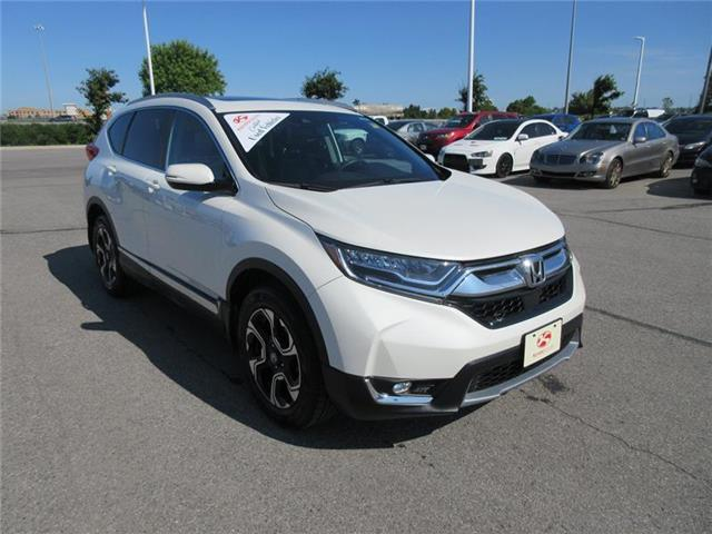 2018 Honda CR-V Touring (Stk: K14516A) in Ottawa - Image 2 of 16