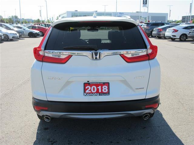 2018 Honda CR-V Touring (Stk: K14516A) in Ottawa - Image 4 of 16