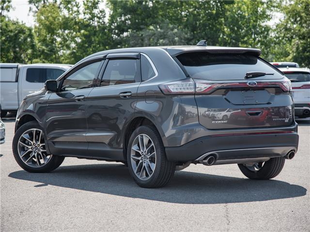 2016 Ford Edge Titanium (Stk: 19ES434T1) in St. Catharines - Image 2 of 24