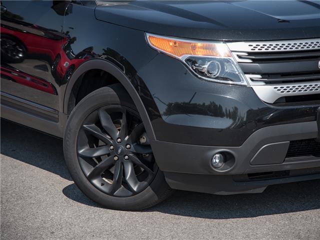2015 Ford Explorer XLT (Stk: EL632) in St. Catharines - Image 7 of 22