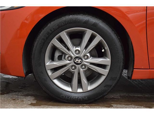 2018 Hyundai Elantra GL - HTD WHEEL & SEATS * BSM * BACK UP CAM (Stk: B4355) in Cornwall - Image 7 of 30