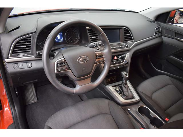 2018 Hyundai Elantra GL - HTD WHEEL & SEATS * BSM * BACK UP CAM (Stk: B4355) in Cornwall - Image 10 of 30