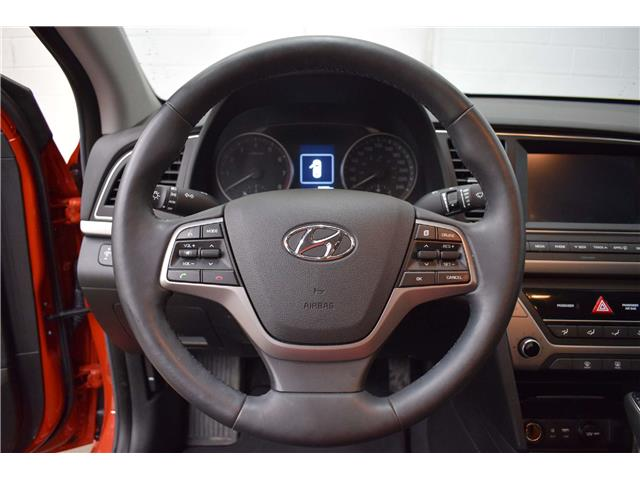 2018 Hyundai Elantra GL - HTD WHEEL & SEATS * BSM * BACK UP CAM (Stk: B4355) in Cornwall - Image 11 of 30