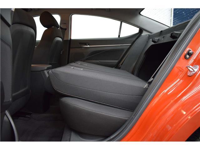 2018 Hyundai Elantra GL - HTD WHEEL & SEATS * BSM * BACK UP CAM (Stk: B4355) in Cornwall - Image 24 of 30