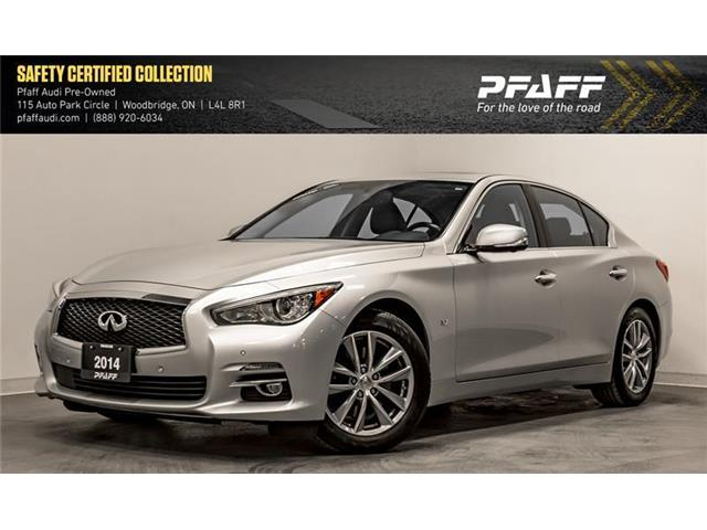 2014 Infiniti Q50 Premium (Stk: C6877A) in Woodbridge - Image 1 of 22