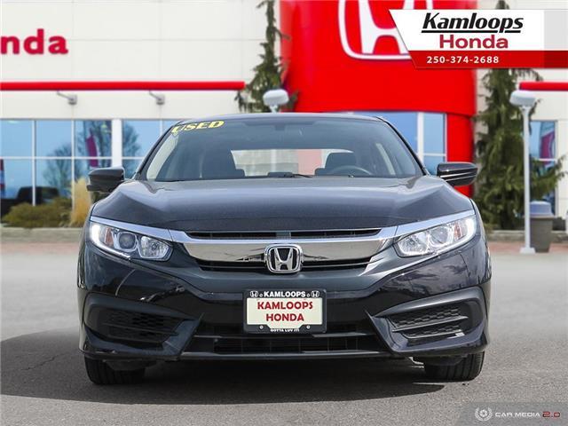 2016 Honda Civic EX (Stk: 14557U) in Kamloops - Image 2 of 25