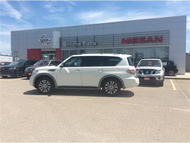 2018 Nissan Armada SL (Stk: P1962) in Smiths Falls - Image 1 of 13