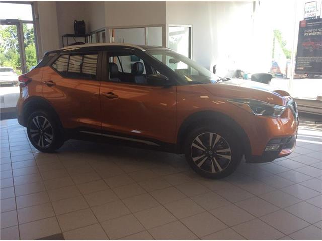 2019 Nissan Kicks SR (Stk: 19-210) in Smiths Falls - Image 1 of 10