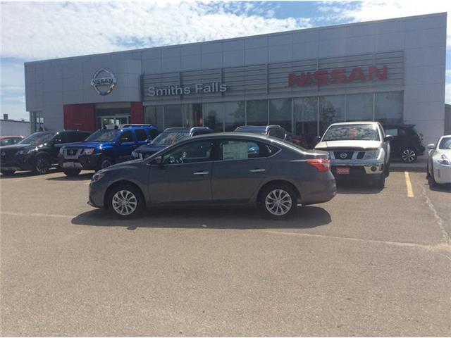 2019 Nissan Sentra 1.8 SV (Stk: 19-077) in Smiths Falls - Image 1 of 13