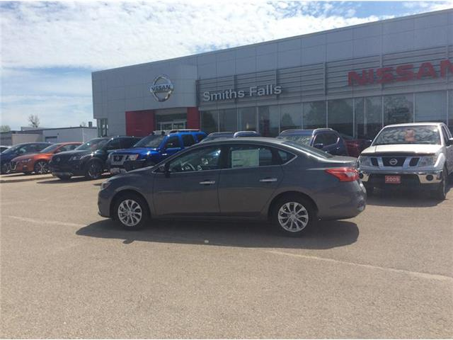 2019 Nissan Sentra 1.8 SV (Stk: 19-077) in Smiths Falls - Image 2 of 13