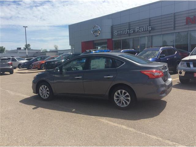 2019 Nissan Sentra 1.8 SV (Stk: 19-077) in Smiths Falls - Image 3 of 13