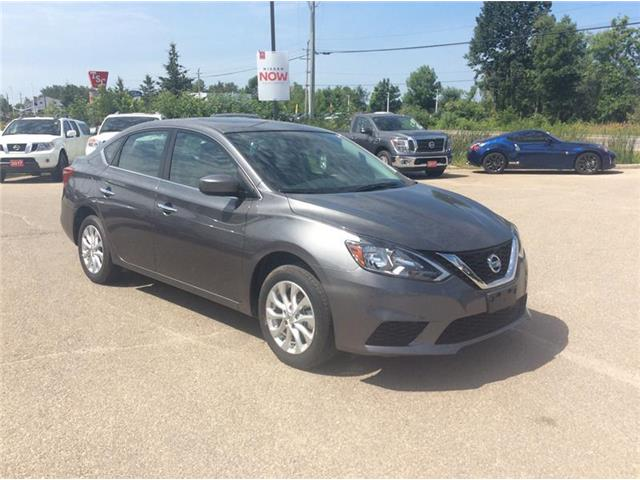 2019 Nissan Sentra 1.8 SV (Stk: 19-077) in Smiths Falls - Image 11 of 13