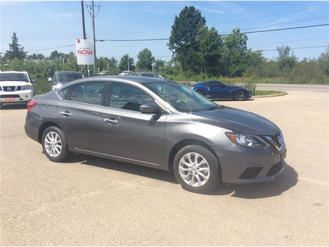2019 Nissan Sentra 1.8 SV (Stk: 19-077) in Smiths Falls - Image 12 of 13