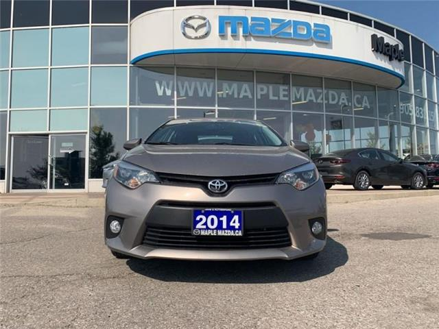 2014 Toyota Corolla LE ECO Upgrade (Stk: P-1186) in Vaughan - Image 2 of 21