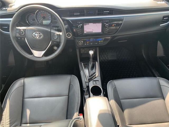 2014 Toyota Corolla S (Stk: P-1186) in Vaughan - Image 12 of 21