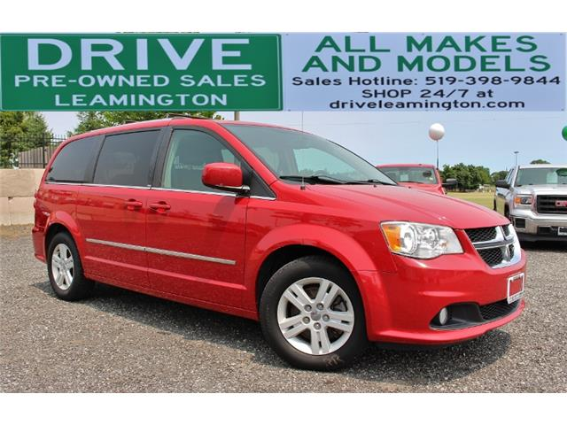 2014 Dodge Grand Caravan Crew (Stk: D0098) in Leamington - Image 1 of 30
