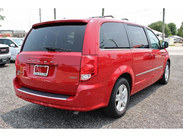 2014 Dodge Grand Caravan Crew (Stk: D0098) in Leamington - Image 7 of 30
