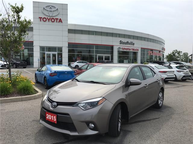 2015 Toyota Corolla LE ECO (Stk: P1864) in Whitchurch-Stouffville - Image 1 of 16