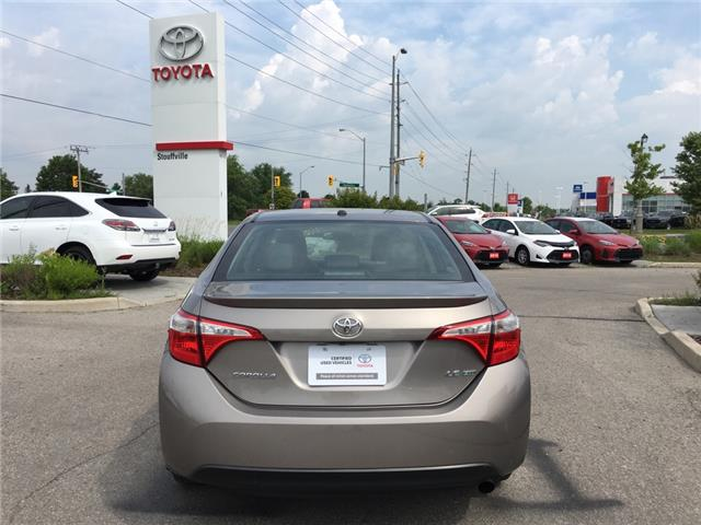 2015 Toyota Corolla LE ECO (Stk: P1864) in Whitchurch-Stouffville - Image 5 of 16