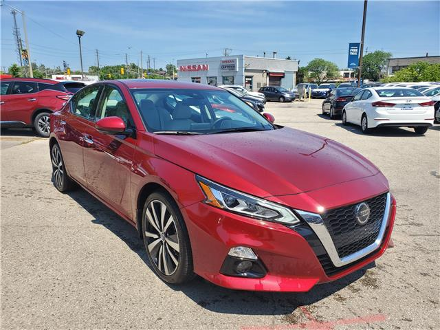 2019 Nissan Altima 2.5 Platinum (Stk: D310482A) in Scarborough - Image 3 of 7