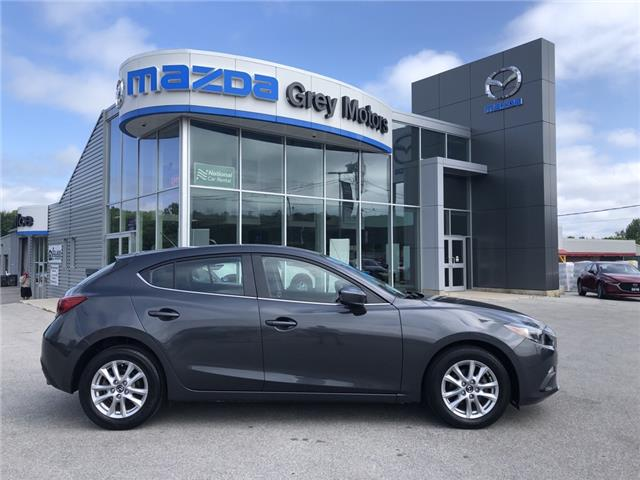 2014 Mazda Mazda3 Sport GS-SKY (Stk: 19081A) in Owen Sound - Image 1 of 17